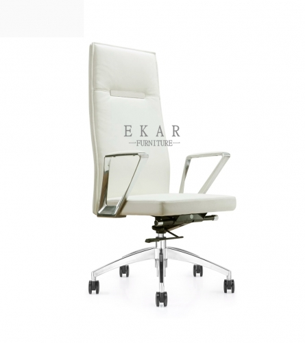 Contemporary Simple Office Chair White Prices and Pictures