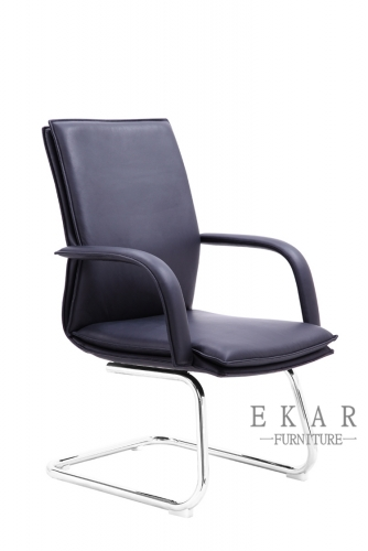 Made in China Deep Blue Office Chair Description